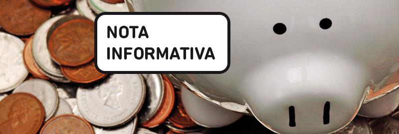 NOTA INFORMATIVA: Claves de la Reforma Fiscal 2015