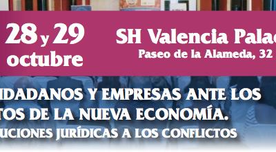 Foro Jurídico Ausbanc Octubre 2015: ciudadanos y empresas