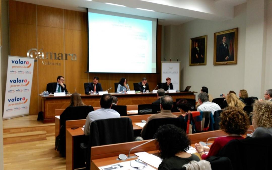 Éxito de la Jornada «Últimos consejos de 2015 y novedades para 2016»