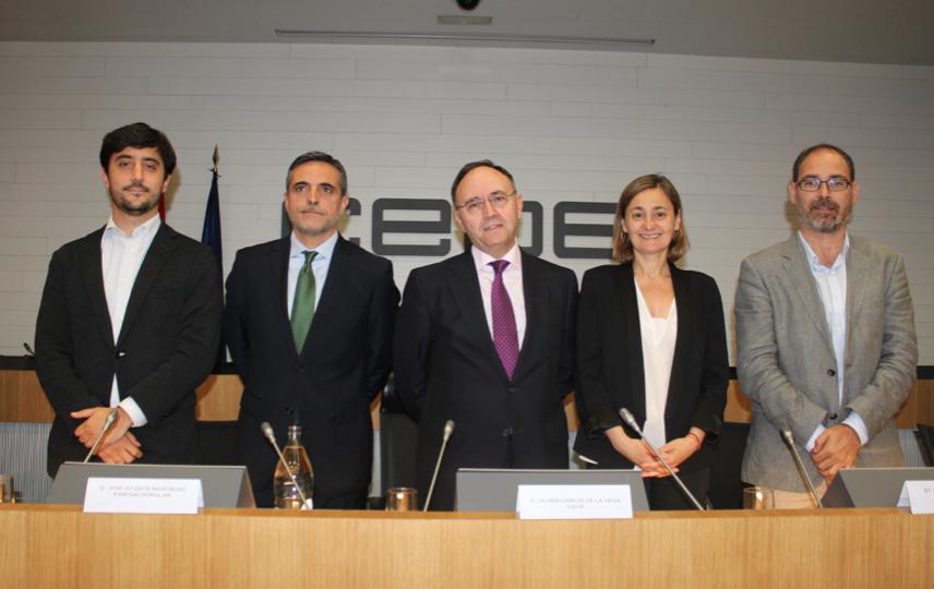 Resumen de la reunión de la Comisión de Diálogo Social y Empleo – CEOE