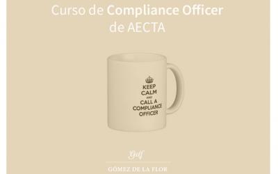 Curso de Compliance Officer de AECTA
