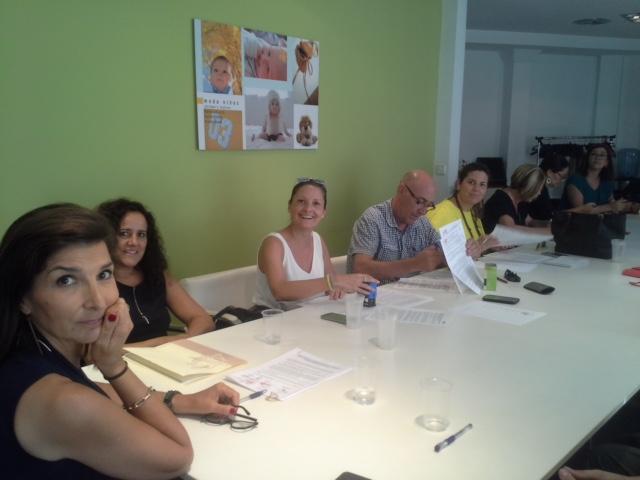 Firma del Convenio Colectivo Laboral del Comercio Textil de Valencia y Provincia
