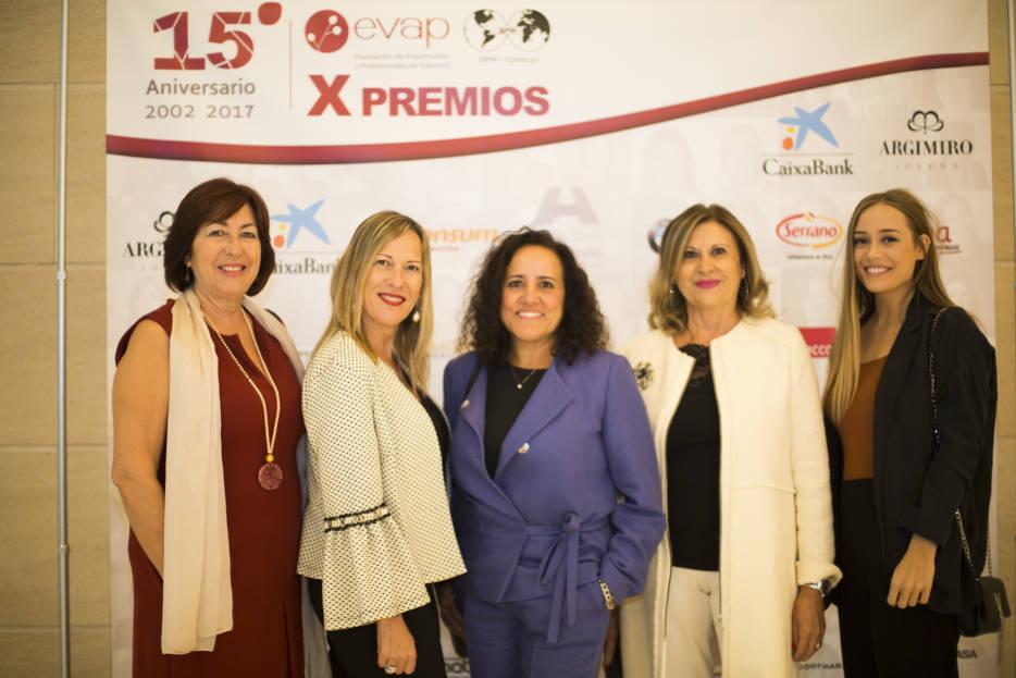 Premios EVAP 2017