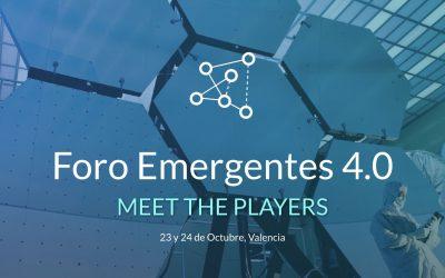 2ª Edición del Congreso de Tecnologías Emergentes para Ecosistemas 4.0