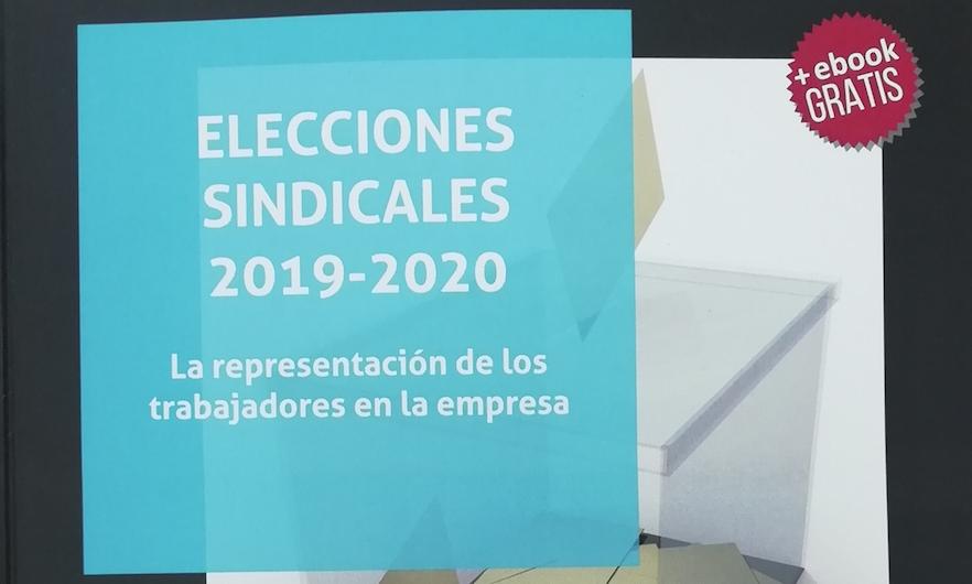 Mª EUGENIA GÓMEZ DE LA FLOR COAUTORA DEL LIBRO «ELECCIONES SINDICALES 2019-2020»