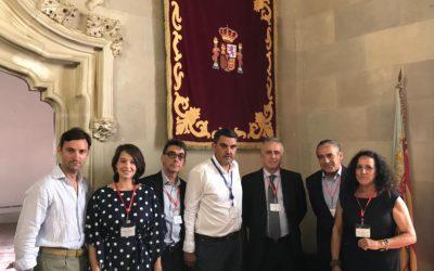 Gómez de la flor realiza la Jornada «Tiempo de mejora» para mostrar la rentabilidad del registro de la jornada laboral