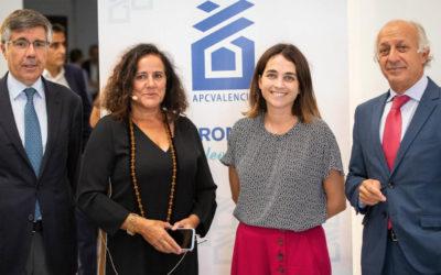 Gómez de la Flor participa en la Jornada de APROVA «La edificación sostenible, las nuevas tecnologías y el control de riesgos»