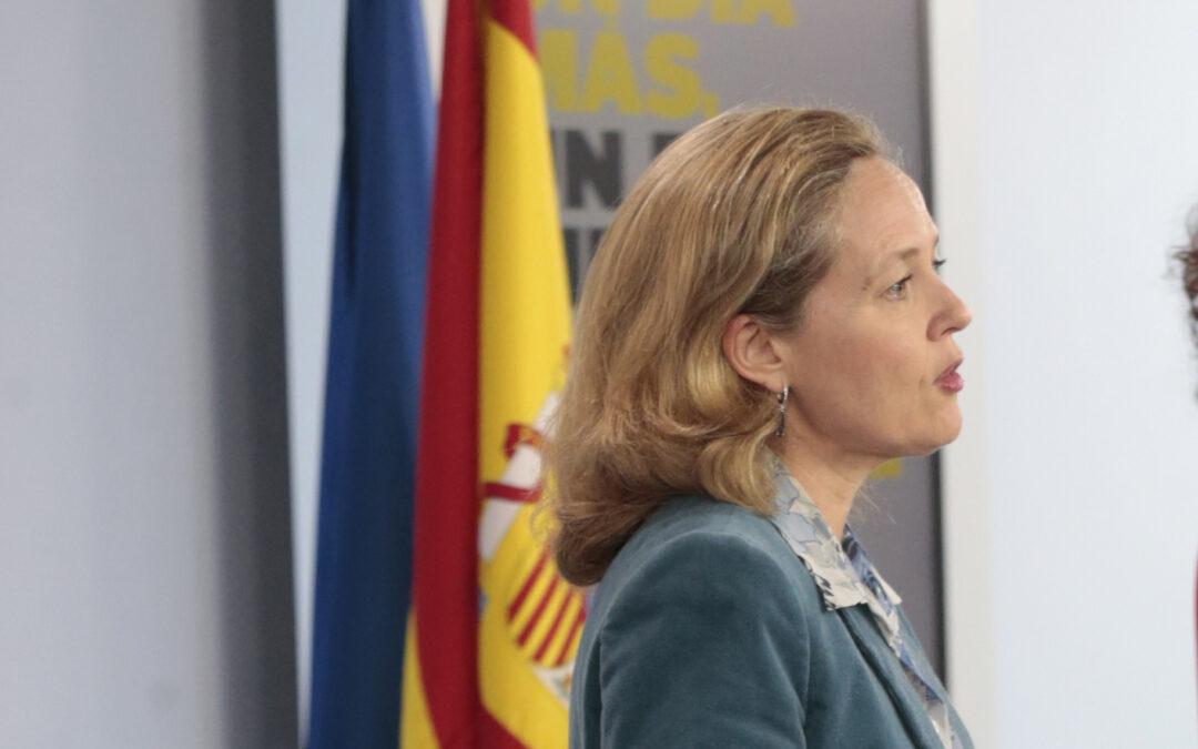 Calviño anuncia ampliación del FondICO-Global de 2.500 millones y otros 500 millones para 'startups'