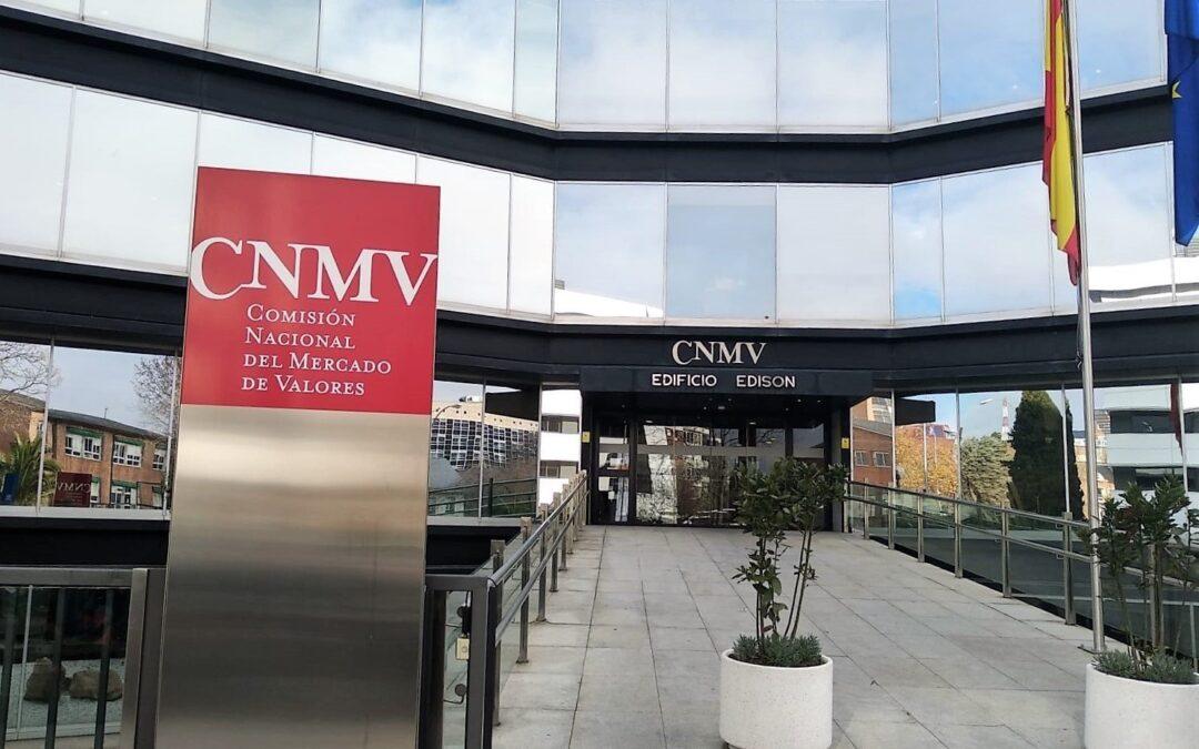 El estrés de los mercados españoles sigue en un nivel alto por el coronavirus, según la CNMV
