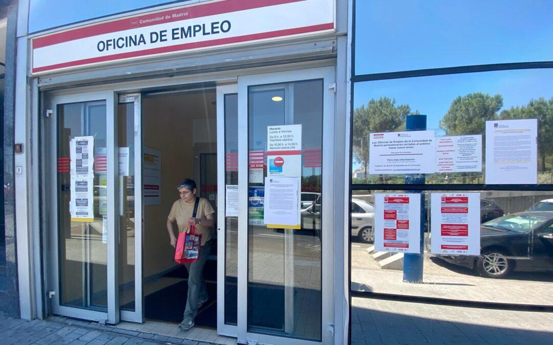 Economía.- Más de 150.000 trabajadores en ERTE siguen sin cobrar la prestación, según los gestores administrativos
