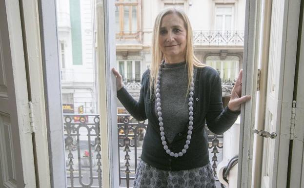 EVA BLASCO REELEGIDA PRESIDENTA DE EVAP