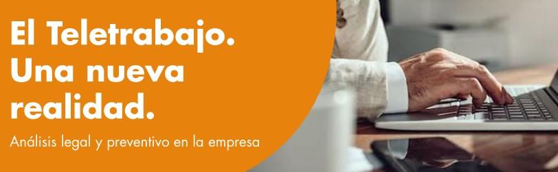 WEBINAR «El Teletrabajo un nueva realidad» día 03/12/2020